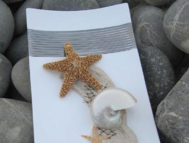 Bocados de Praia Catalog - Centerpieces and Candles
